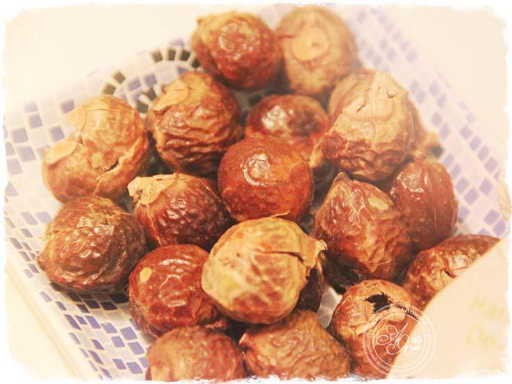 Мыльное орехи