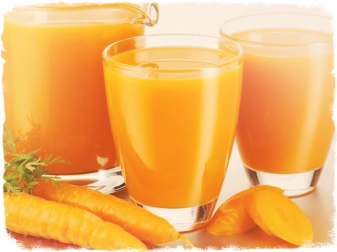 Морковь для загара