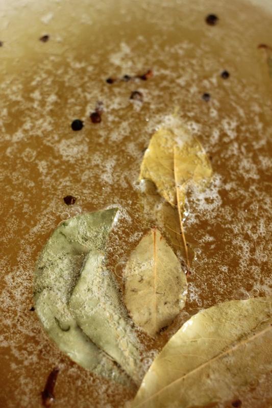 маринад для овощей на зиму