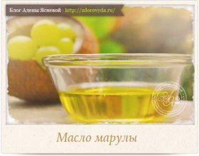 Миниатюра к статье Африканское масло марулы— полезные свойства и секреты применения