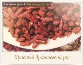 Миниатюра к статье Красный дрожжевой рис— что это такое и зачем его едят?
