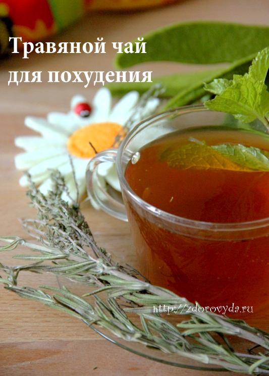 чай для похудения помогает или нет