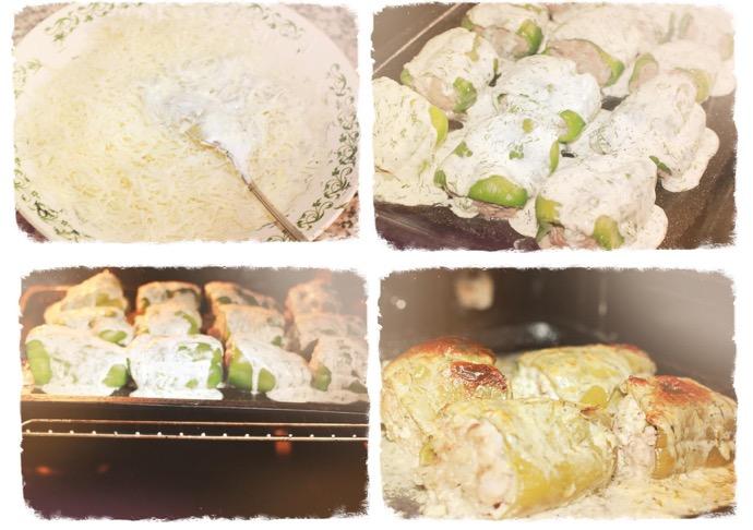 Перец запекаемый в духовке