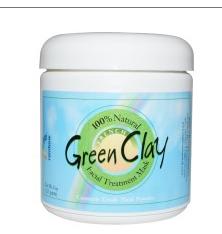Зеленая глина для лица - уникальные свойства и способы применения