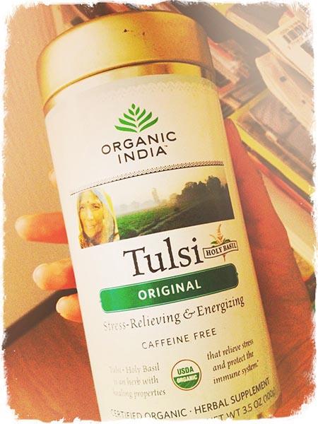 Чай Тулси