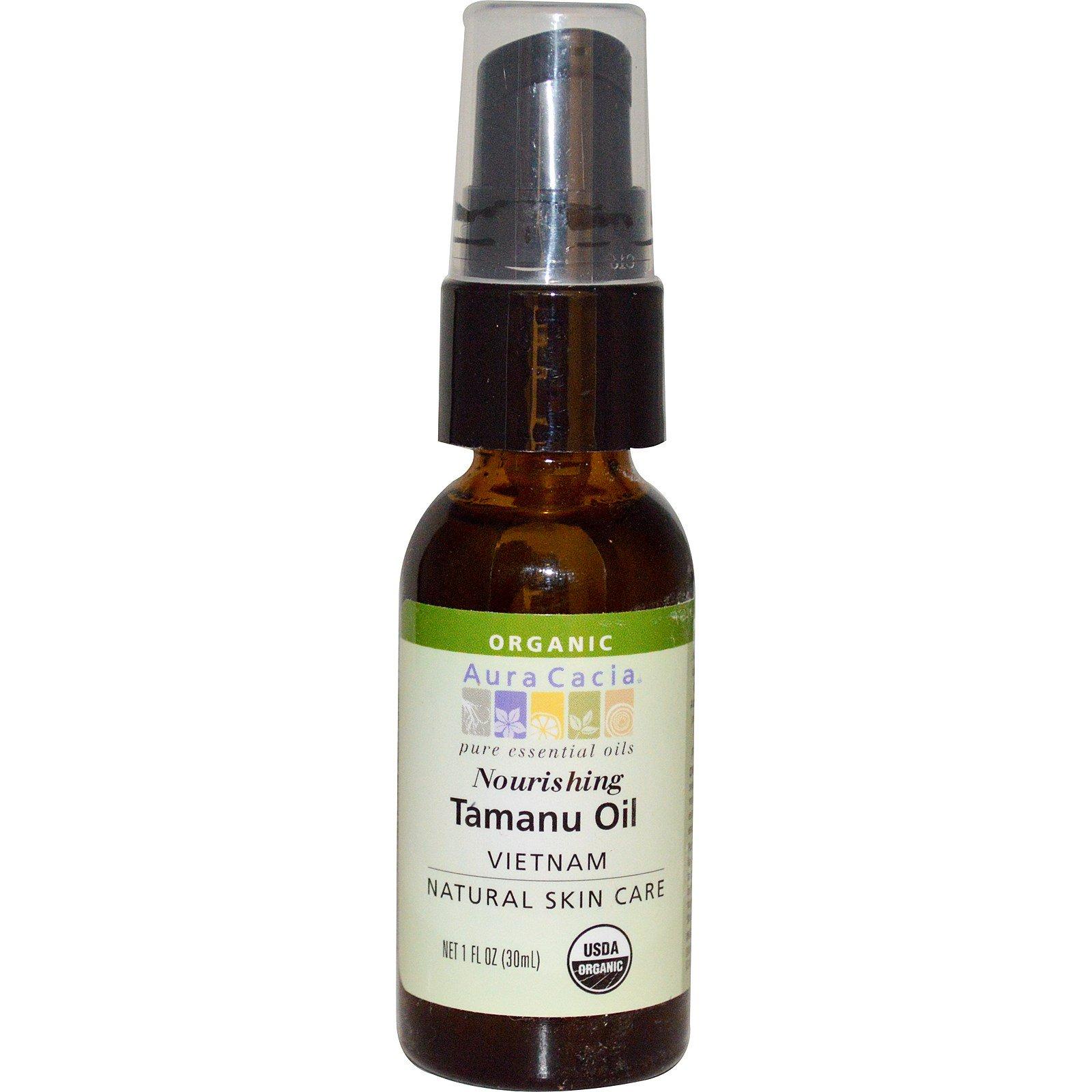 Волшебное масло таману — полезные свойства и секреты применения