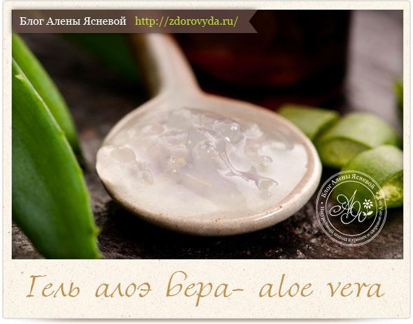 Алоэ Вера Гель
